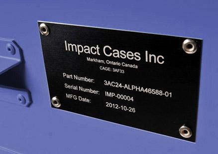 Custom Case Interior and Exteriors