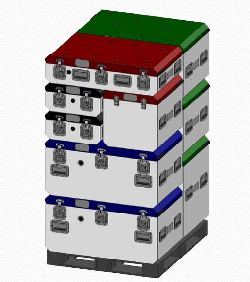 PETS Container Sytem Pallet